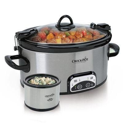 Crock-Pot® Cook & Carry™ Smart-Pot™ Slow Cooker SCCPVL603S-033 Parts
