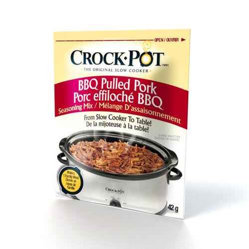 Crock-Pot® Seasoning Mix, BBQ Pulled Pork (3 Pack)