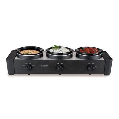 Crock-Pot® Trio™ Slow Cooker