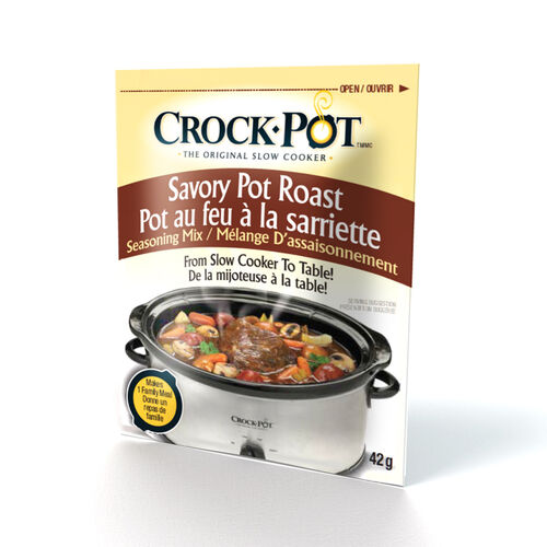 Crock-Pot® Seasoning Mix, Savoury Pot Roast (3 Pack)