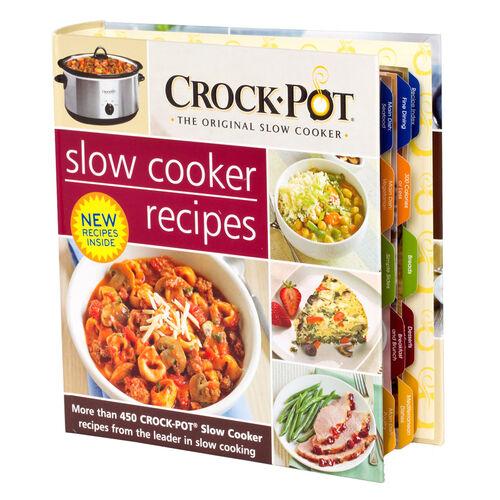 Crock-Pot® Slow Cooker 5 Ring Binder Slow Cooker Recipes